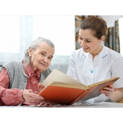 Atención Sociosanitaria a personas dependientes en el Domicilio