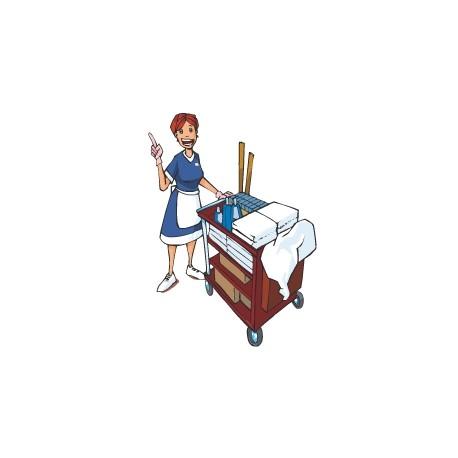 Camarera de pisos - Camarera de pisos curso gratuito ...