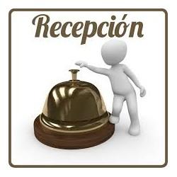 Recepcionista - Conserje