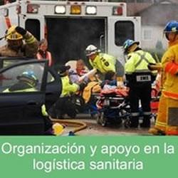 Organizacion y apoyo en la logistica sanitaria durante catastrofes
