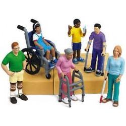 Cuidador de Discapacitados Físicos y Psíquicos