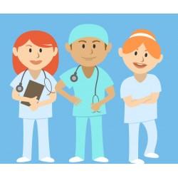 Cuidados Auxiliares de Enfermería en el Área de Urgencias