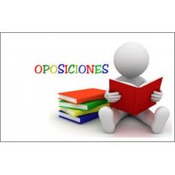 Cursos preparación oposiciones Online