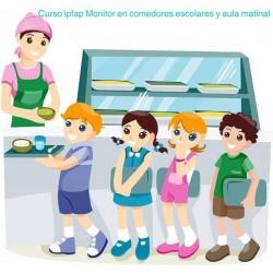Monitor en Comedor Escolar  y Aula Matinal