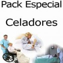 Celador Sanitario  +  2º Curso elige entre Conductor Camillero o Primeros Auxilios -Universidad Clea