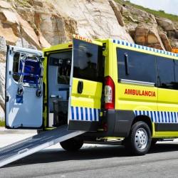 Tecnico en transporte Sanitario