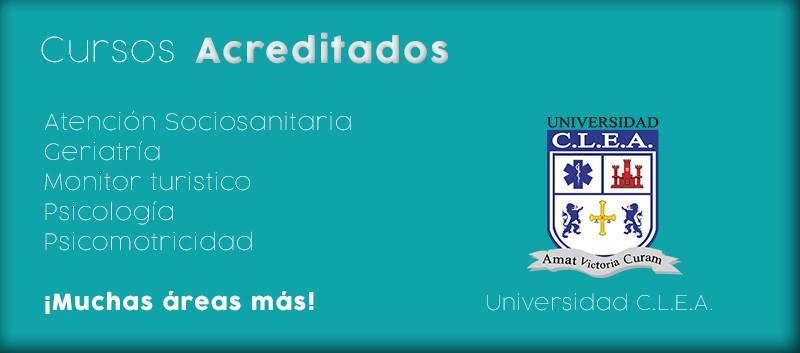 Cursos Certificados Universidad C.L.E.A